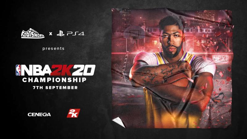 Footshop x PS4 x Cenega presents: NBA2K20 Championship & Launch