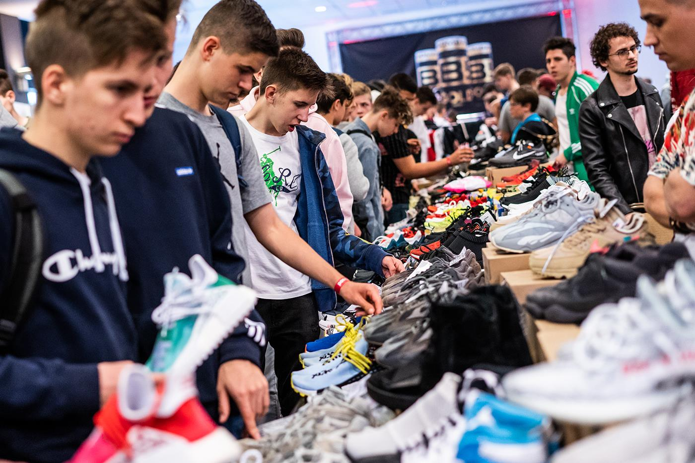 KRG: a hazai sneaker event (kép: Kicks R Good / Farkas Christian)