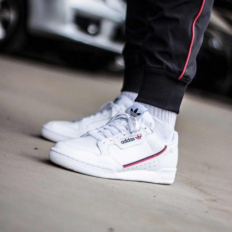 A retro bőr sneaker sosem megy ki a divatból!