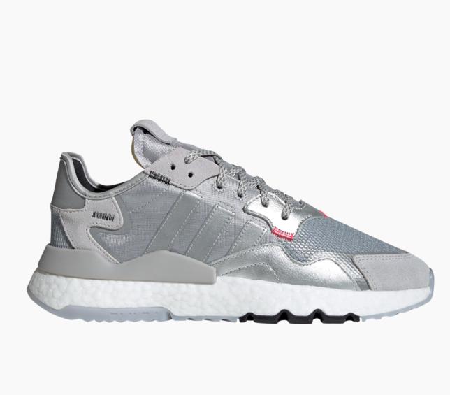 adidas Nite Jogger ezüst színben