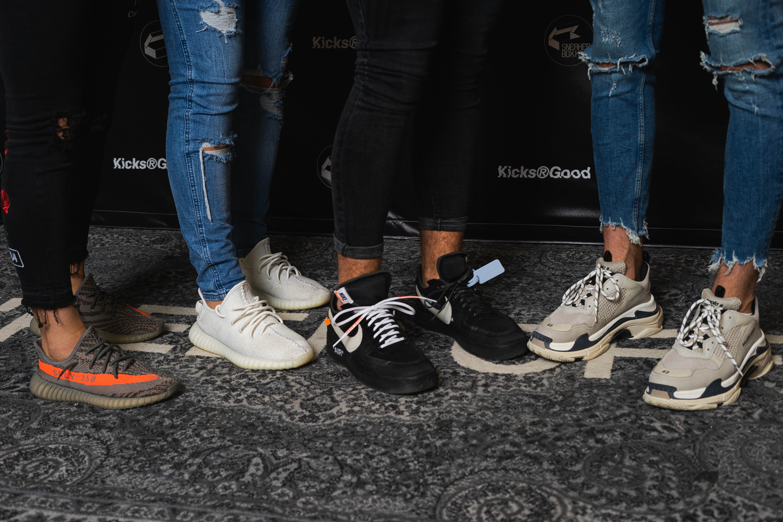 """Kicks R Good """"X"""" sneaker és outfit képek"""