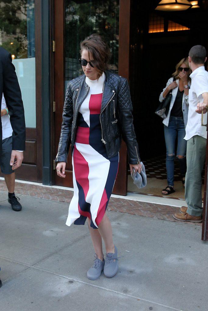 Kristen Stewart elegáns outfitje