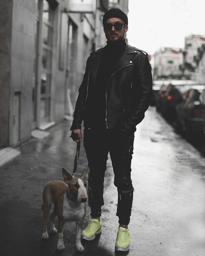 Agócs Bence - Stylecheck november