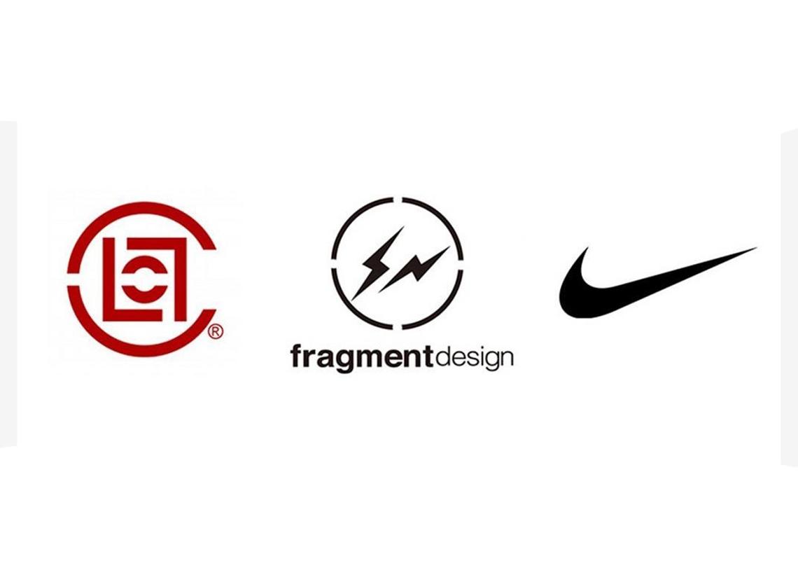"Fragment x CLOT x Nike Air Force 1 ""Black Silk"""