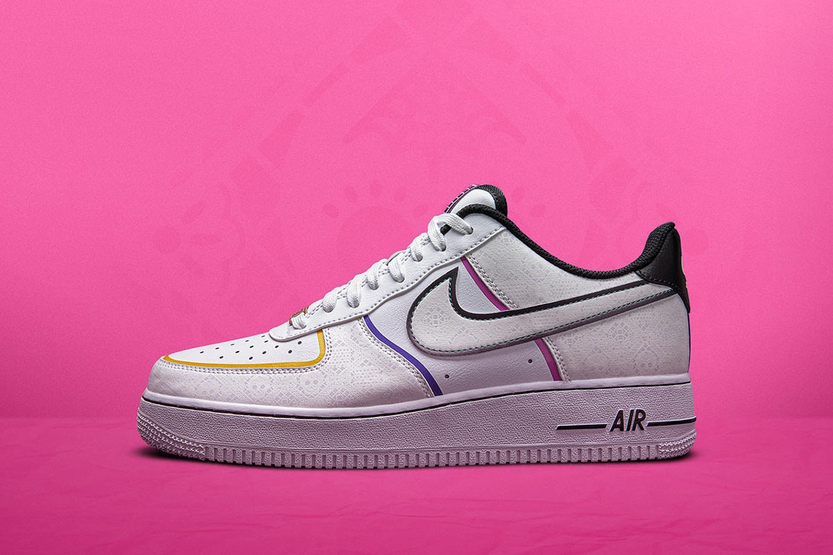 Nike Day of the Dead kollekció