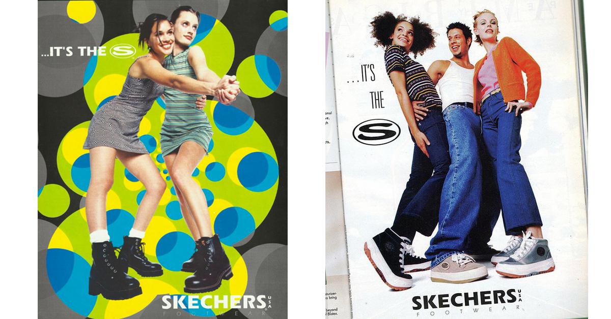 Skechers: a favágó bakancstól az utcai sneakerekig