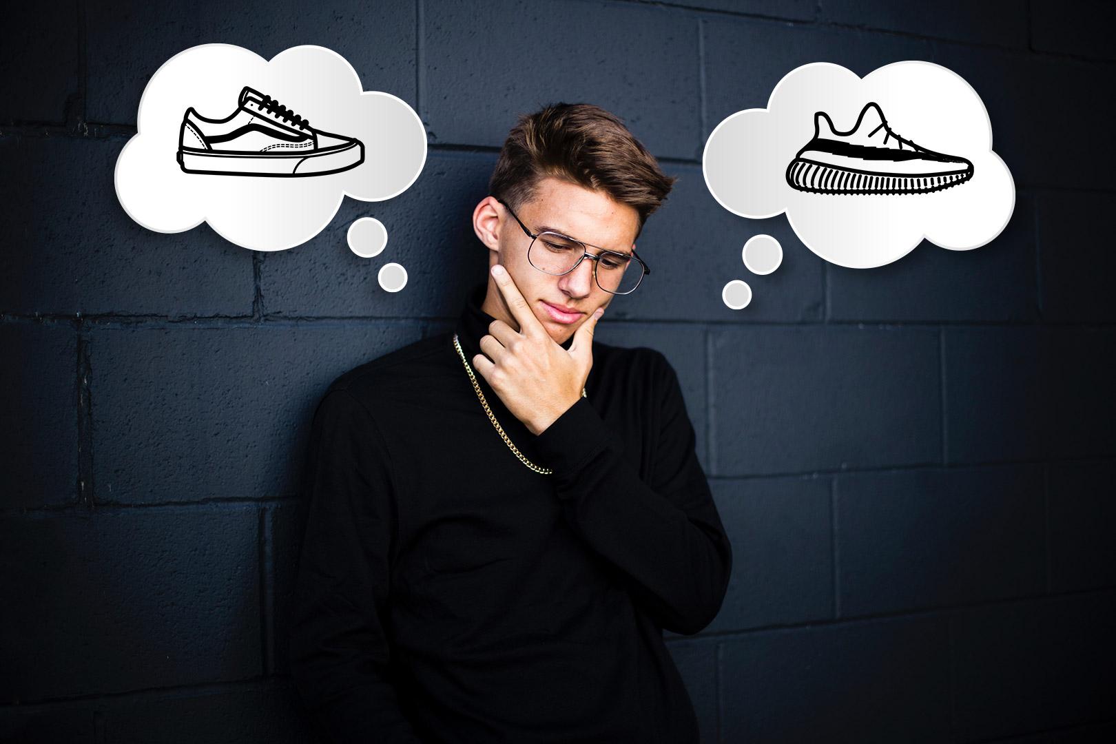 Kérdések a cipővásárlási szokásokról