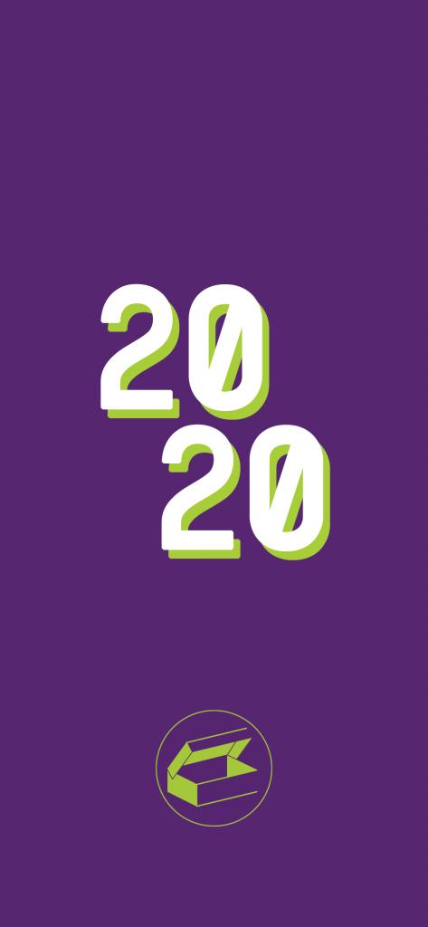 2020 new year retro bogo