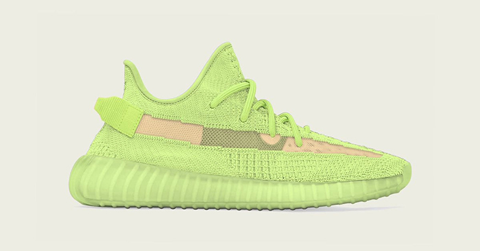 Adidas Yeezy 350 V2 Glow in Dark