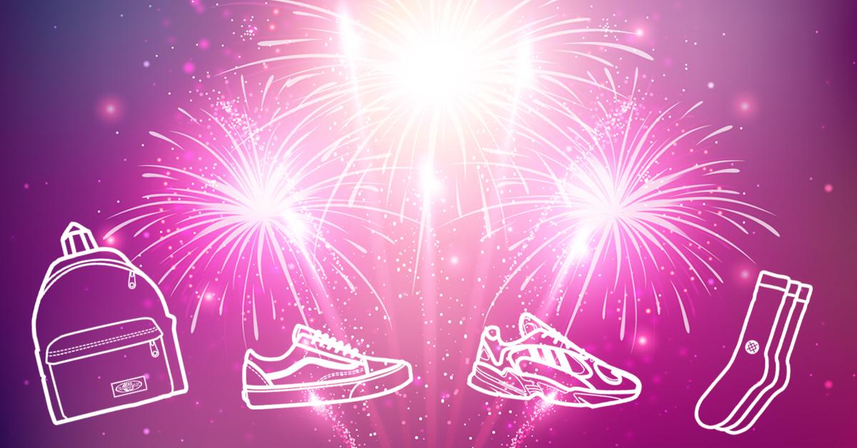BUÉK 2020! Sneaker, zokni és táska akció 20-60% kedvezménnyel a sneakerbox.hu shopban!
