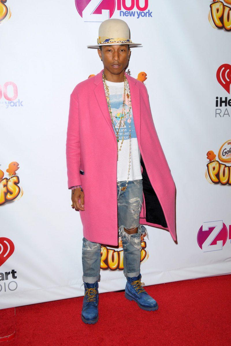 Pharrellnek tényleg védjegye lesz a kalap / méret:43