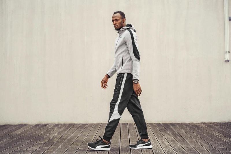 Usain Bolt a 2016-os Puma fotózáson / méret:47