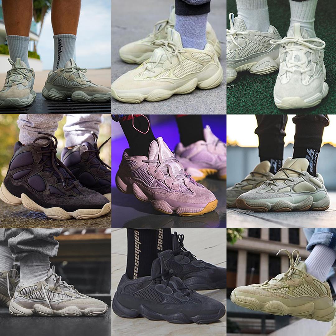 Az összes Yeezy 500 sneaker