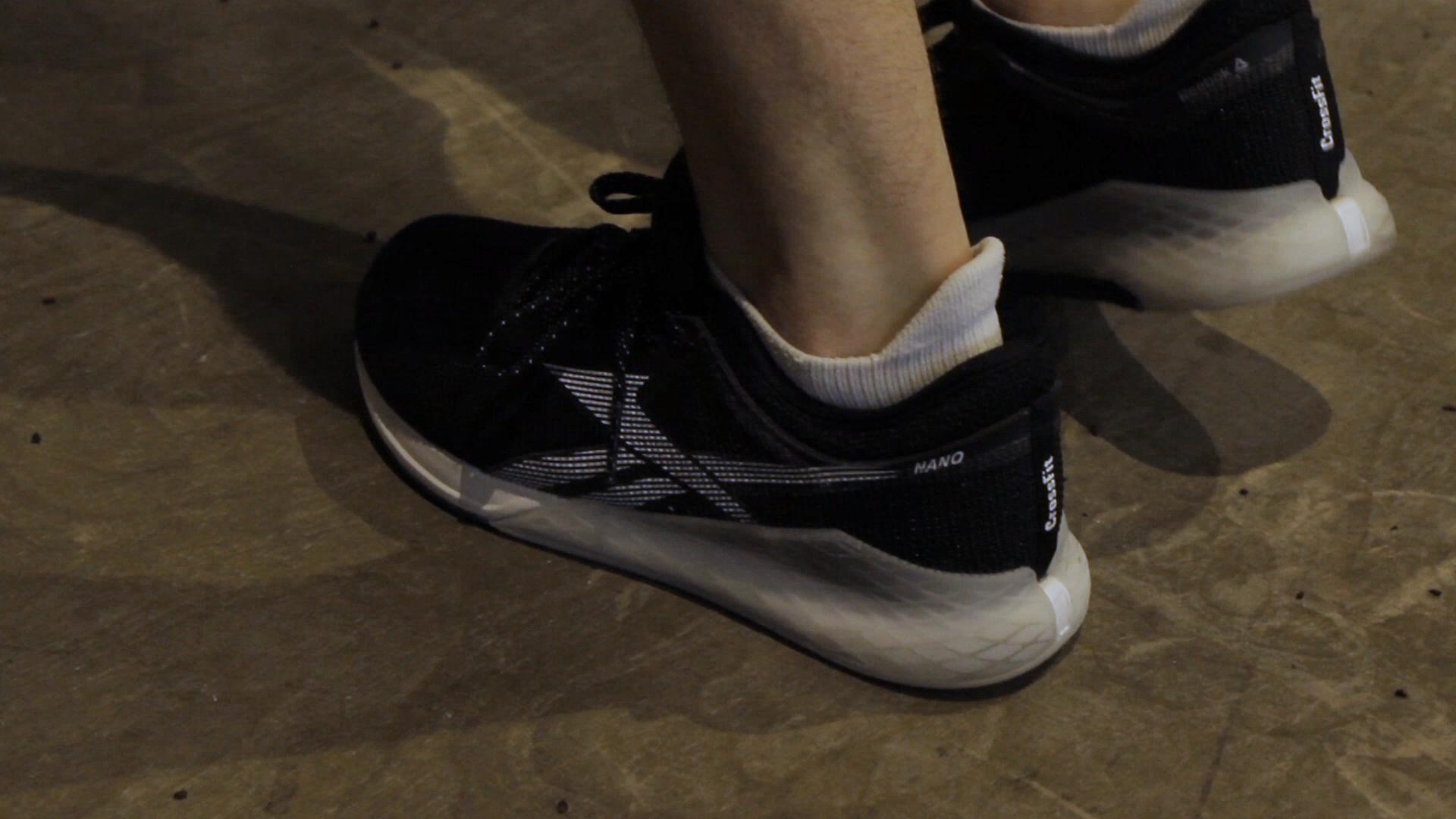 Reebok Nano 9 On Feet