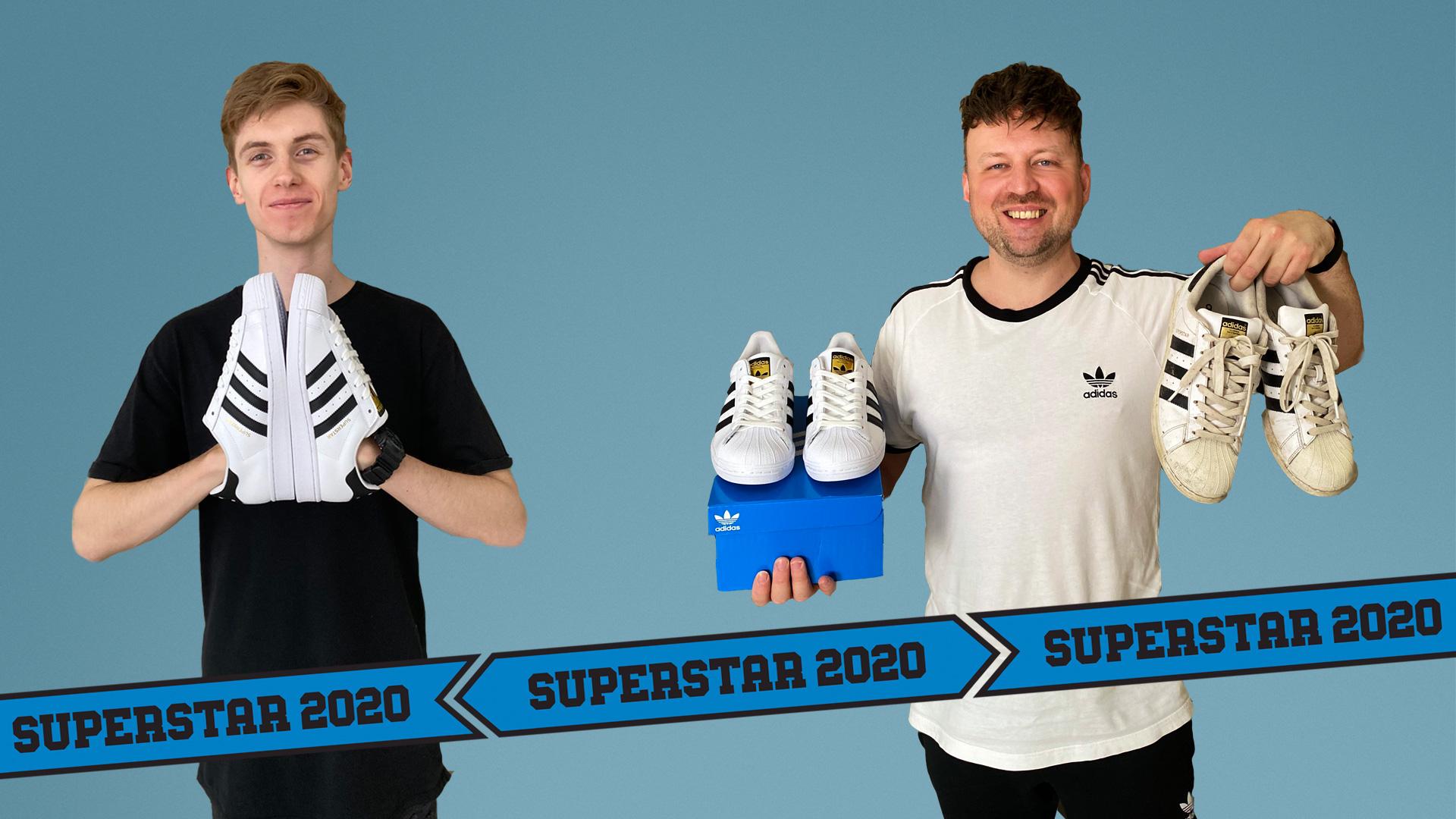 50 éves az adidas Superstar