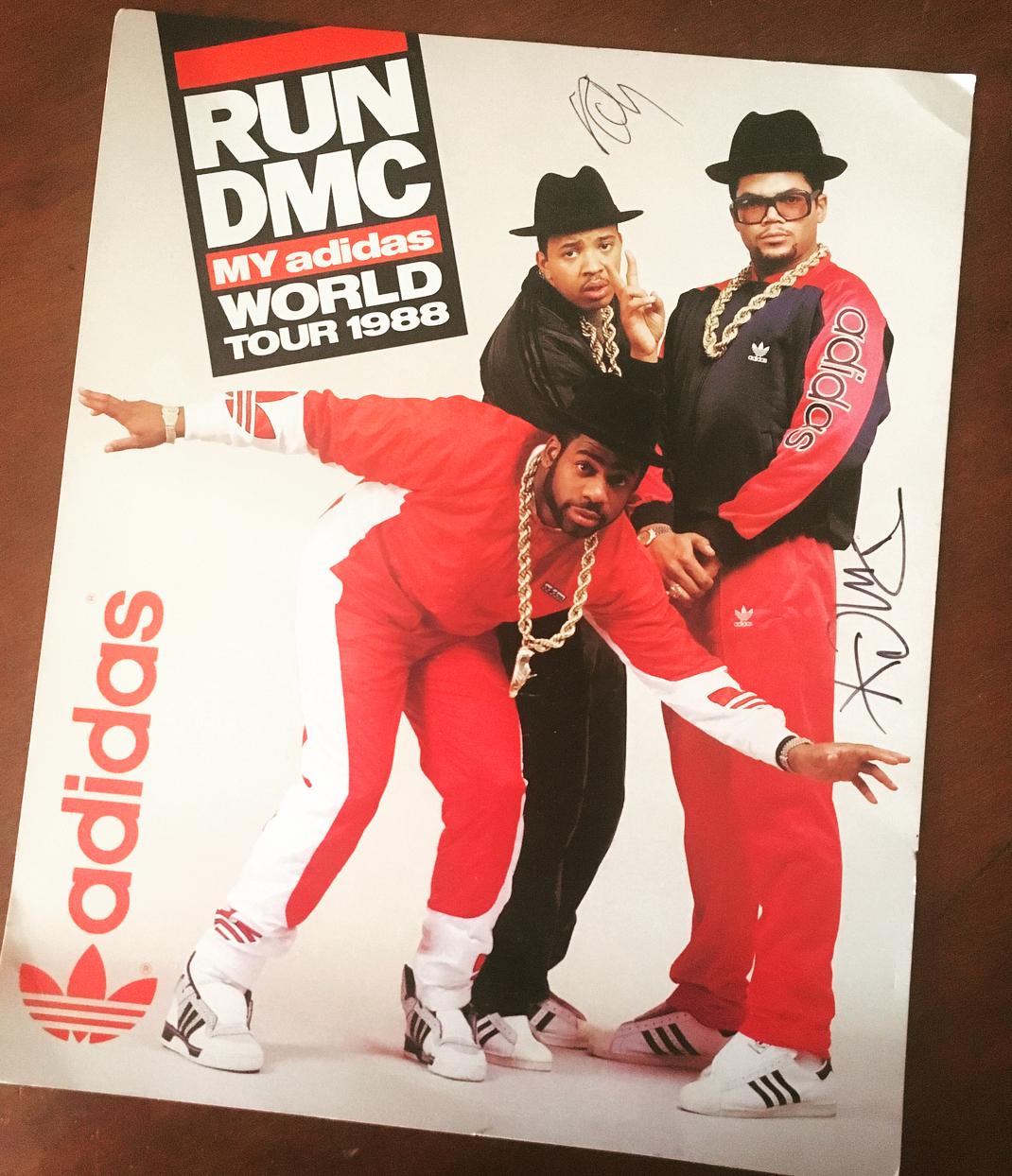 Run-D.M.C. - Nevük összeforrott az adidas Superstar cipővel