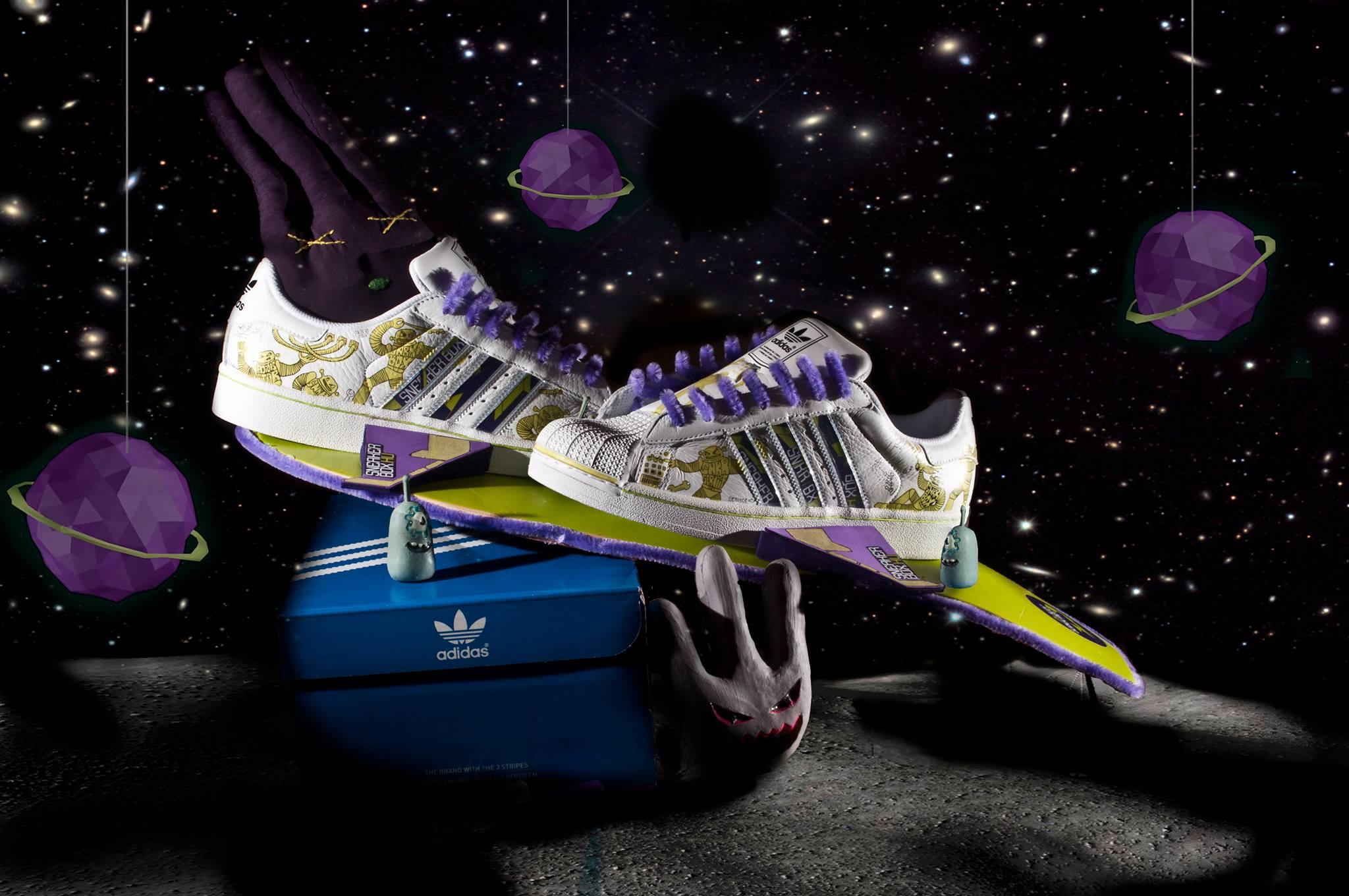 sneakerbox.hu custom Superstar