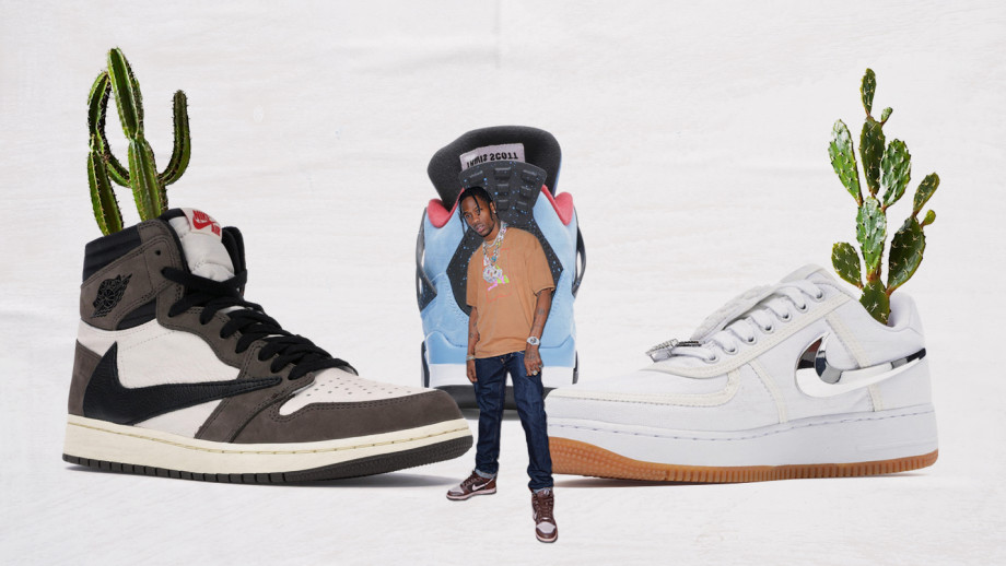 Travis Scott cipői - 2. rész