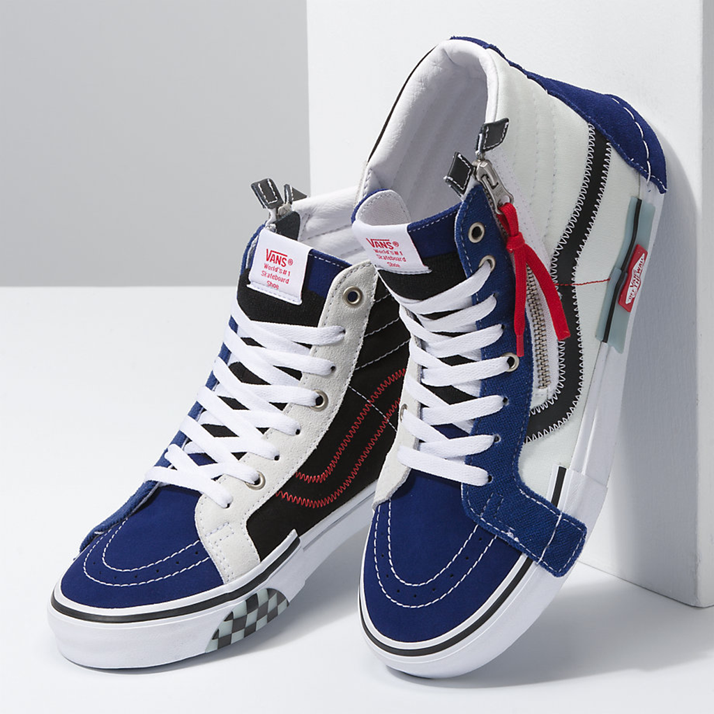 Vans Sk8-hi reissue Cut and Paste