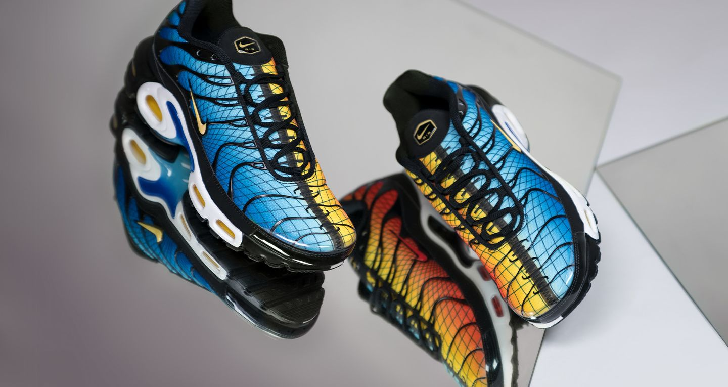 Nike Air Max Plus Greedy Special Edition