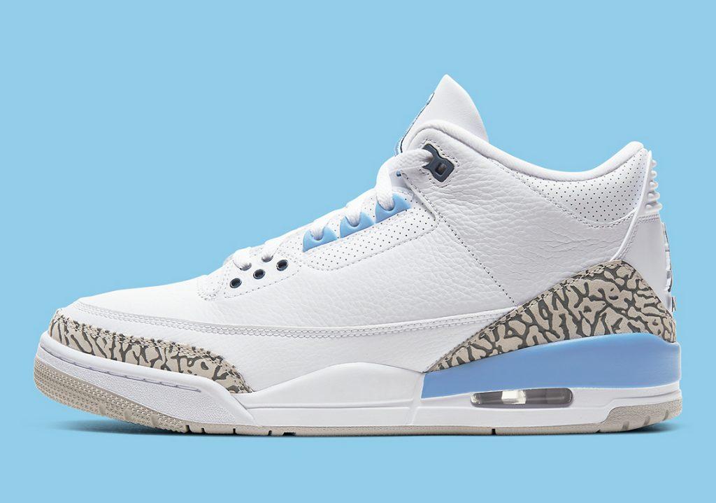 Nike Air Jordan 3 UNC