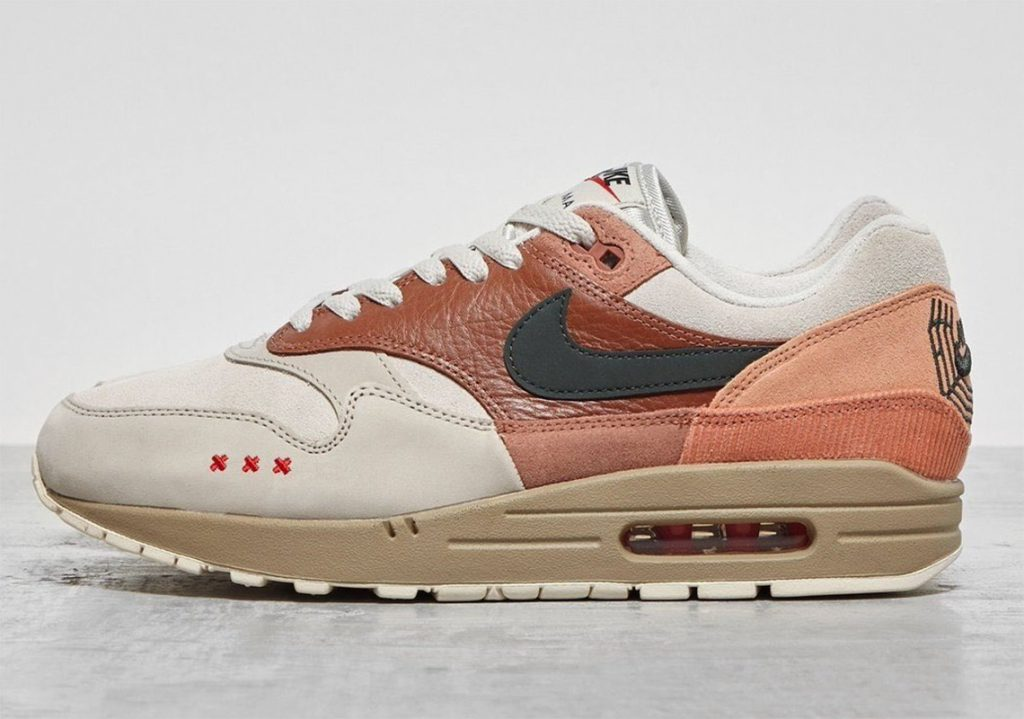 "Nike Air Max 1 City Pack ""AMSTERDAM"""