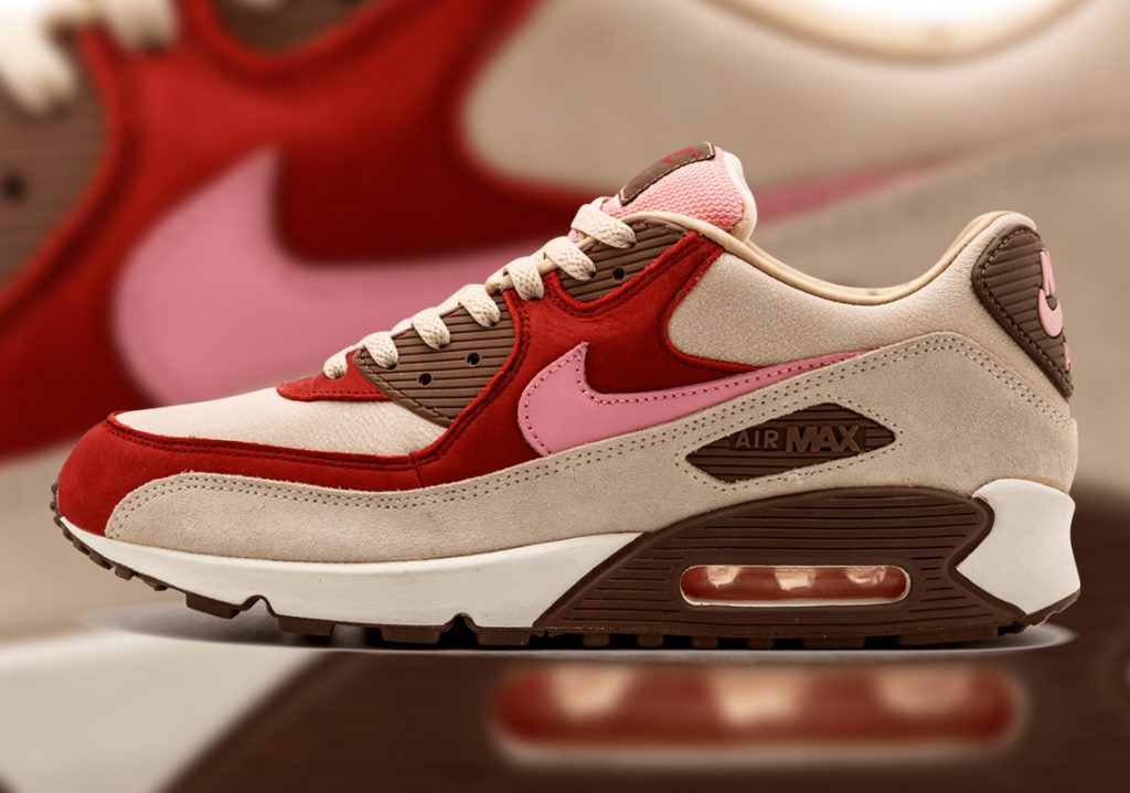 Nike / DQM Air Max 90 BACON