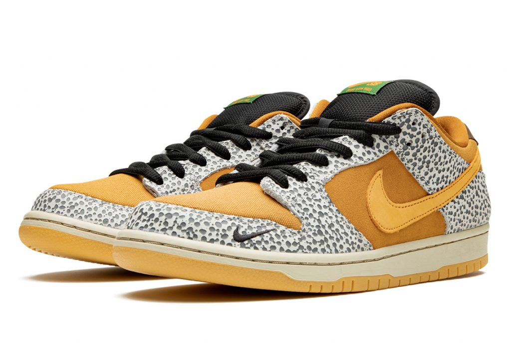 Nike SB Dunk Lows SAFARI