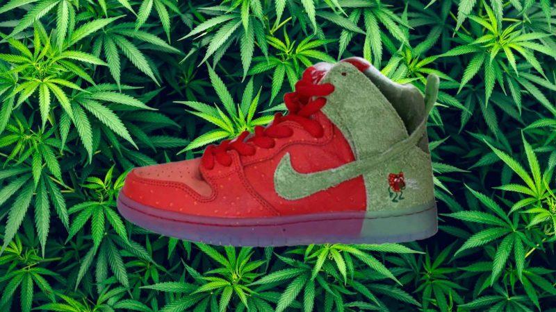 Nike SB Dunk Strawberry Cough - A háttér mindent elárul
