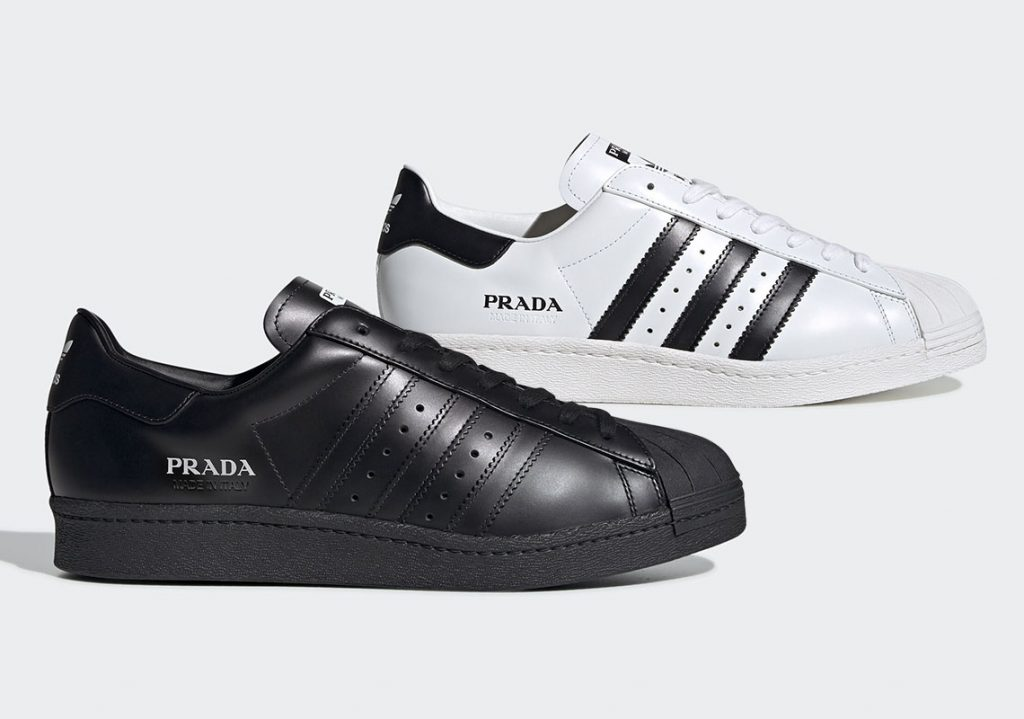 adidas / Prada Superstar