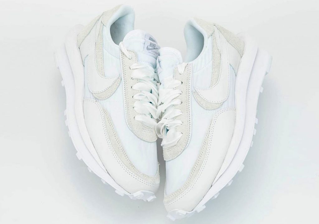 Nike / Sacai LDV Waffle WHITE