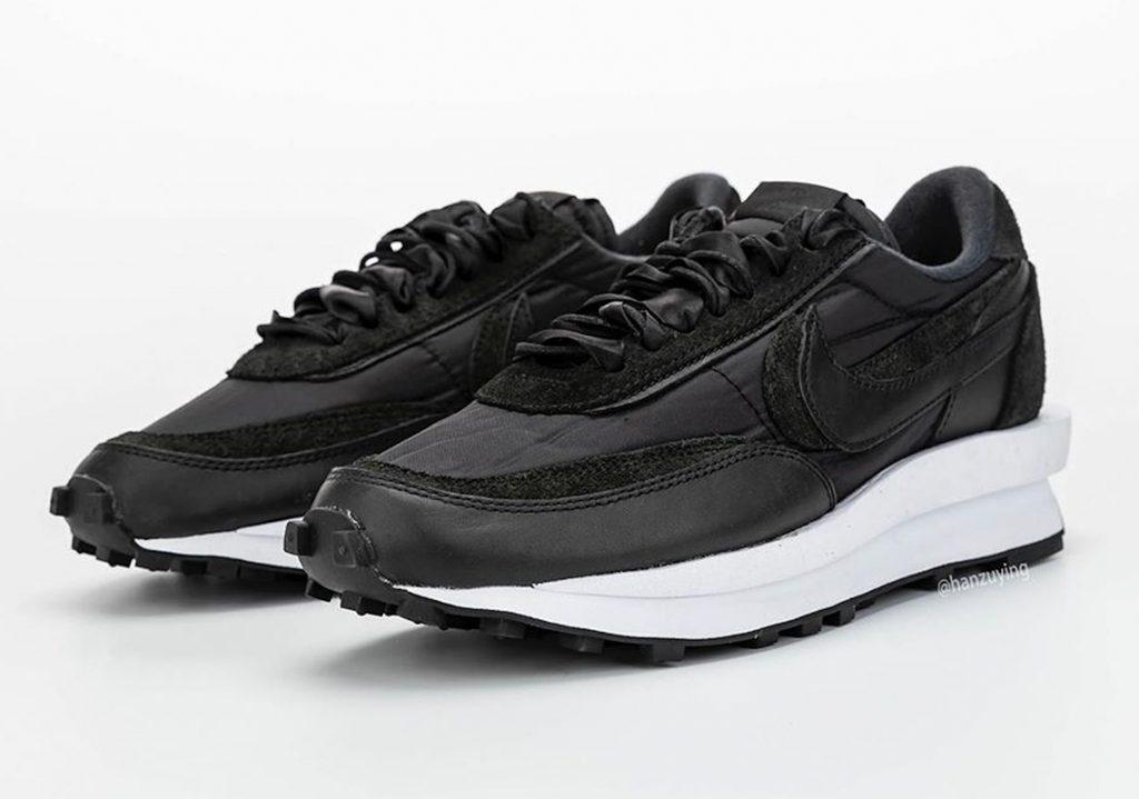 Nike / Sacai LDV Waffle BLACK