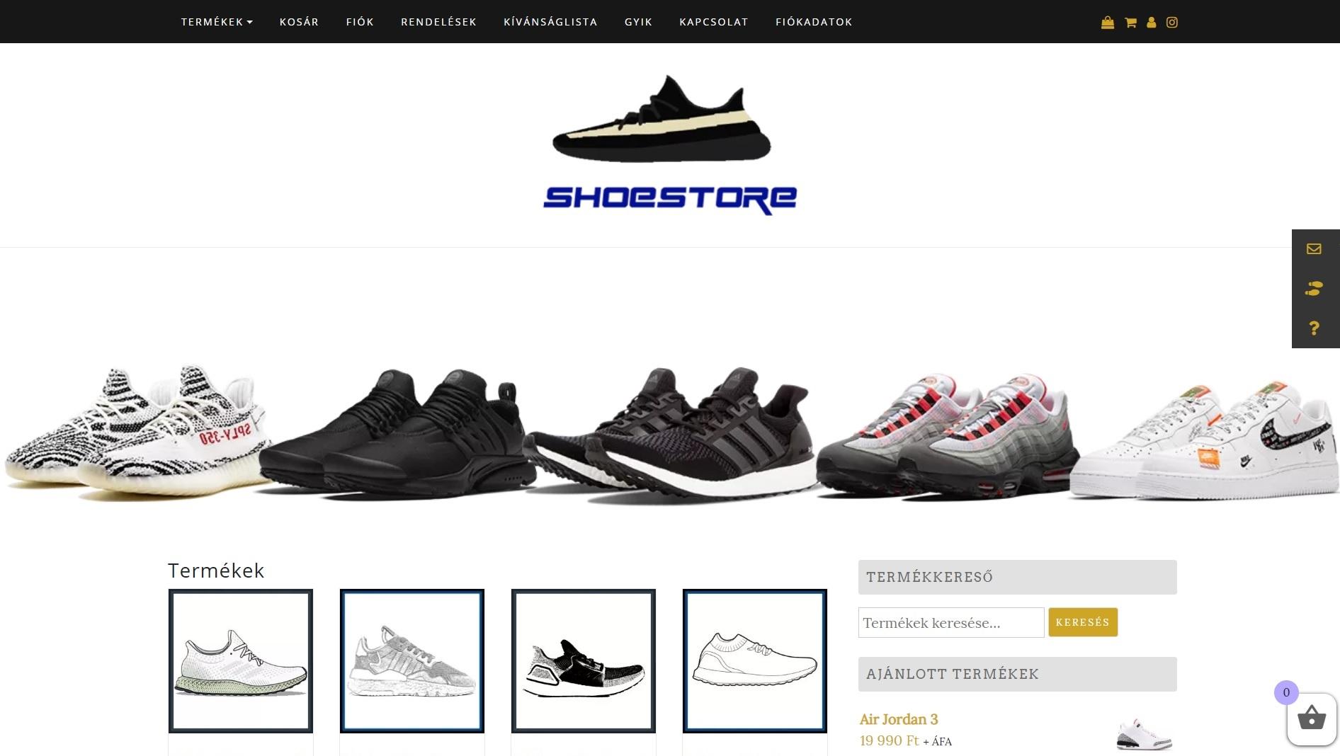 shoe-store-hu-kezdo-oldal