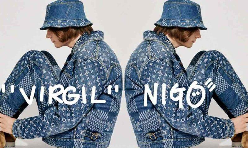 Virgil és Nigo új kollekciójának egyik legimpozánsabb darabja