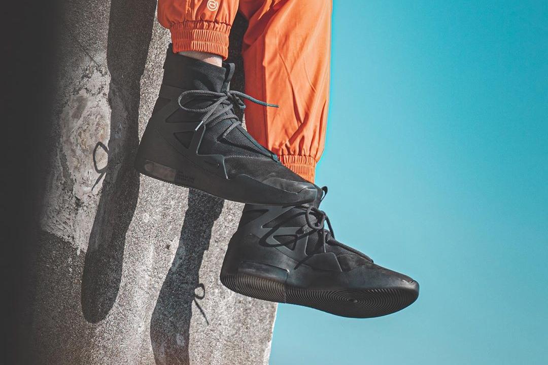 """Nike Air Fear of God 1 """"Noir"""""""