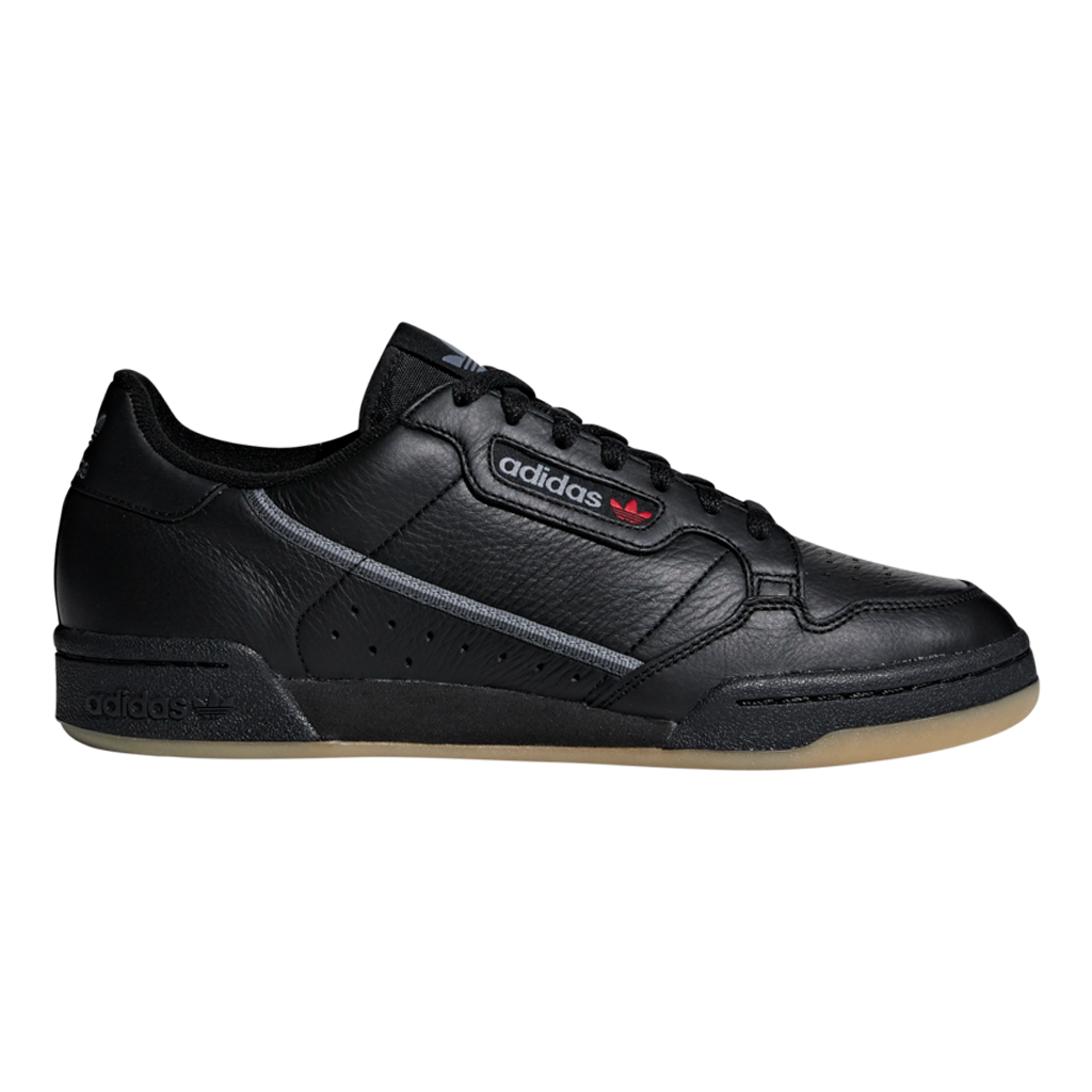 adidas Continental 80 fekete/gumi