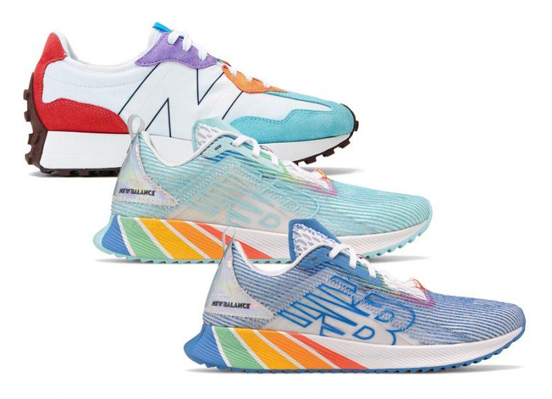 A New Balance extra cipői