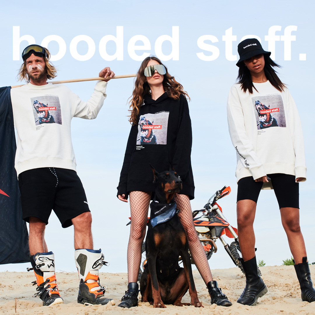 Hooded Staff @KRG11