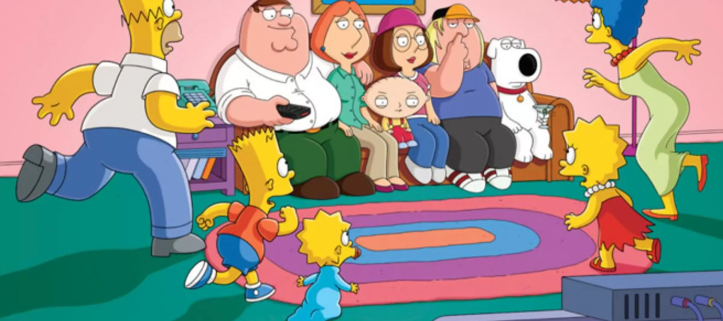 The Simpsons vs. The Family Guy