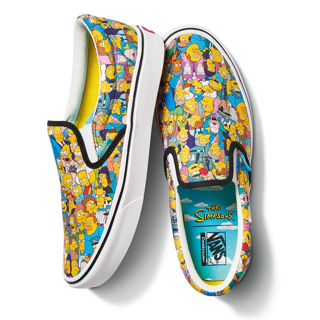 Egész Springfield a cipőn - na jó, csak majdnem