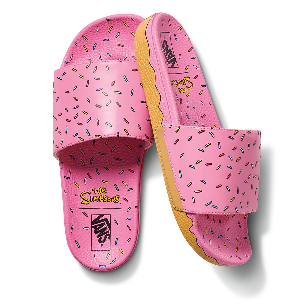 Vans SlideOn - a fánkos Vans papucs (VN0A45JE12Z)