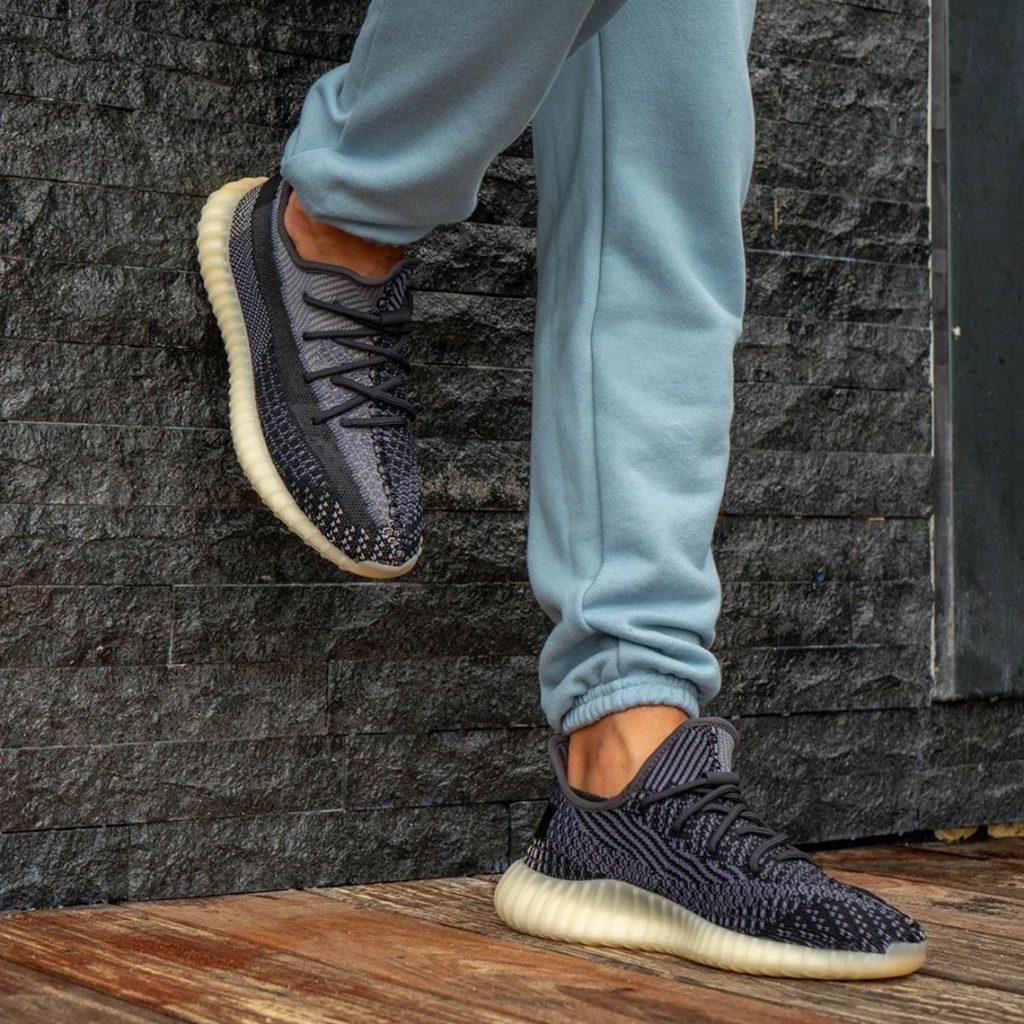 adidas YEEZY 350v2 Carbon