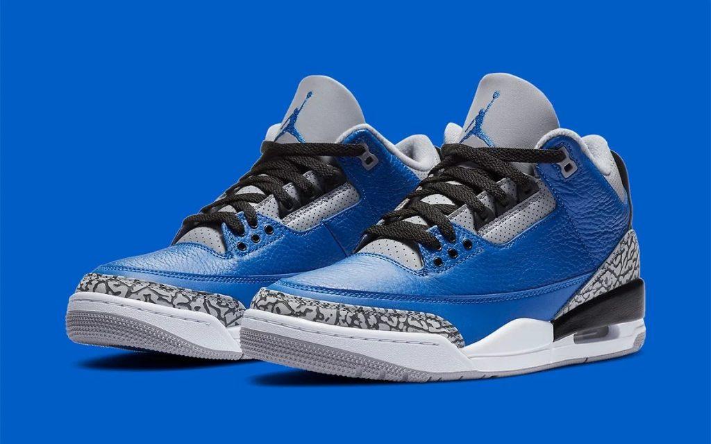 Nike Air Jordan 3 Varsity Blue