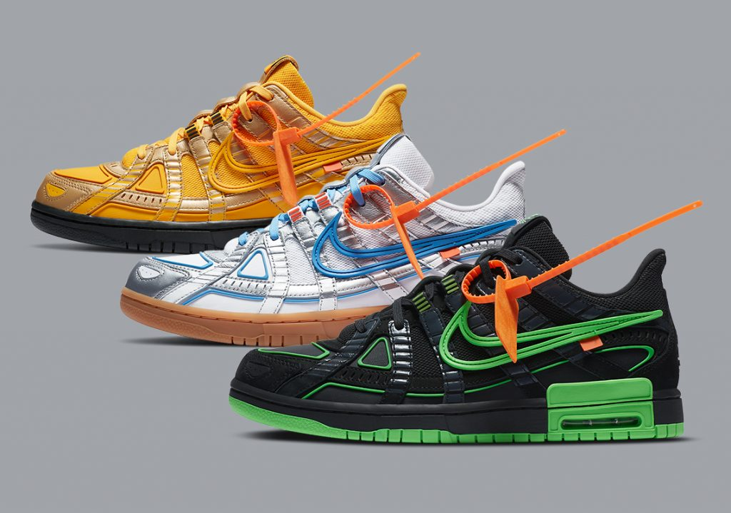 Nike / Off-White Rubber Dunk