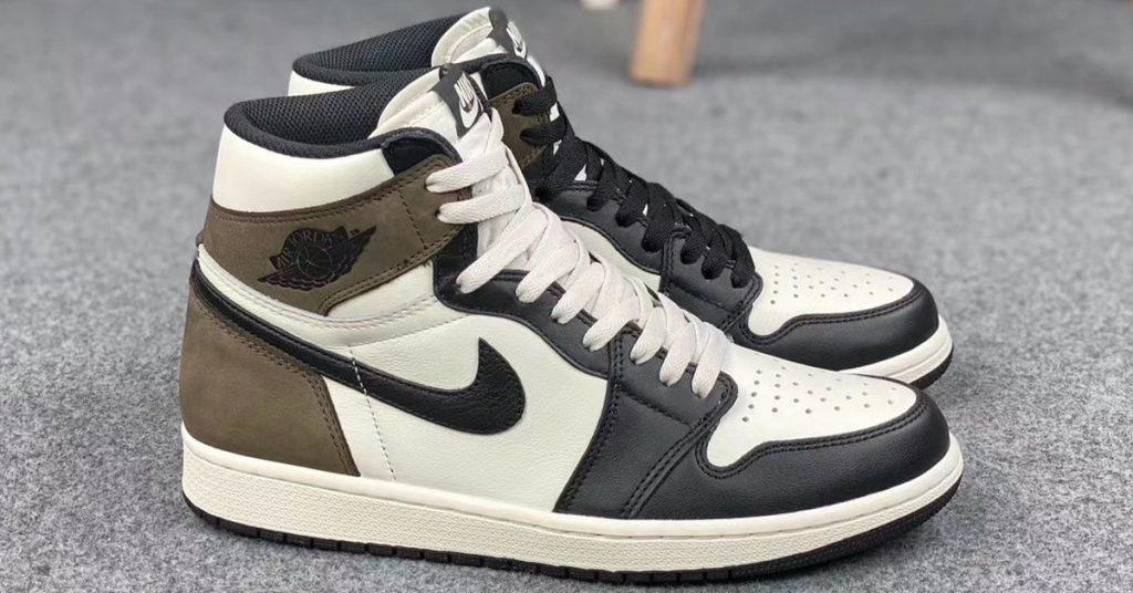 Nike Air Jordan 1 Mocha