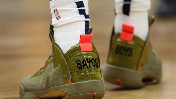 Zion Williamson Jordan XXXIV 'Bayou Boys' cw-je