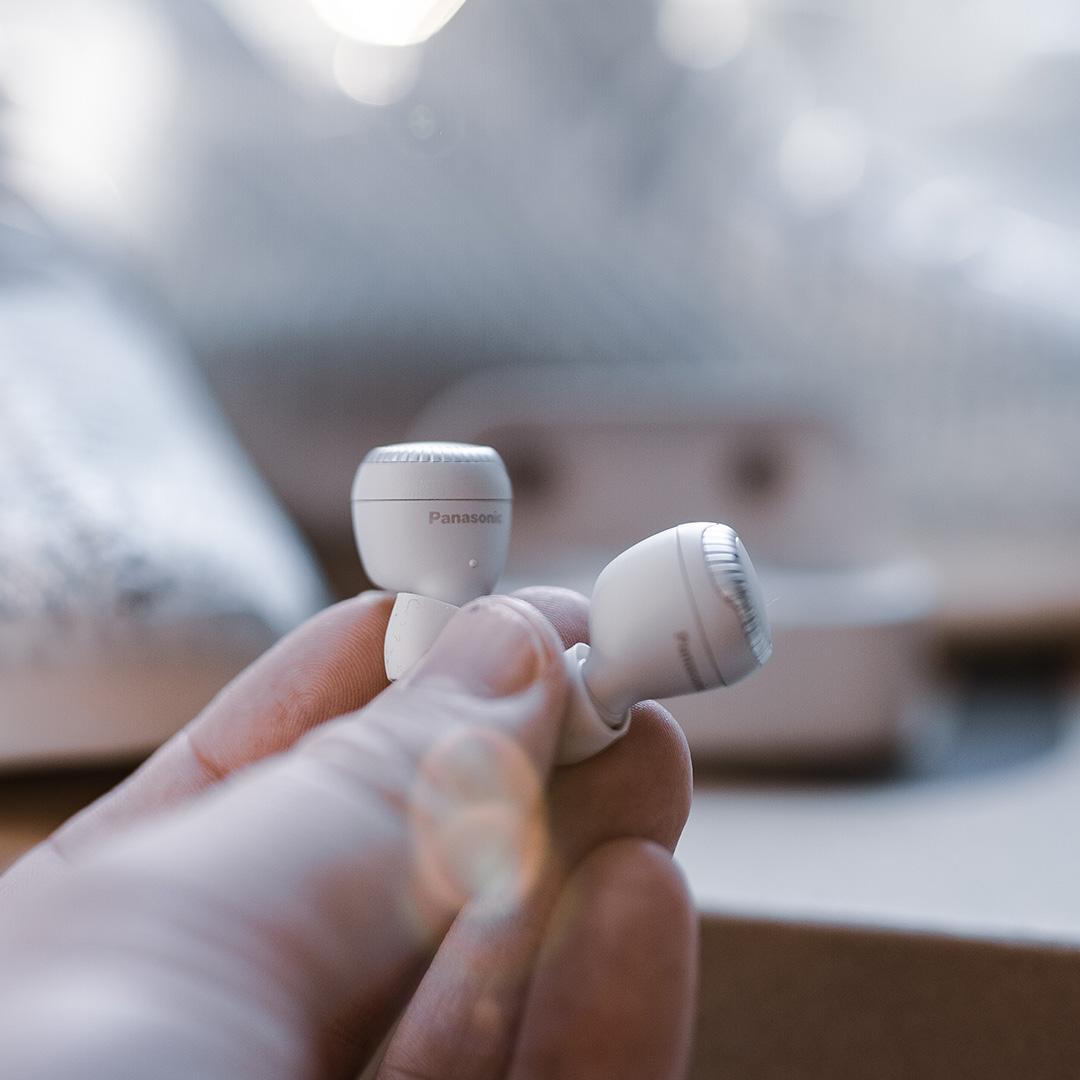 Panasonic RZ-S300W fülhallgató teszt