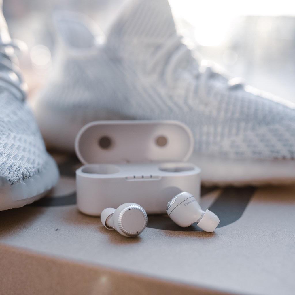 Panasonic RZ-S300W fülhallgató teszt - első benyomások
