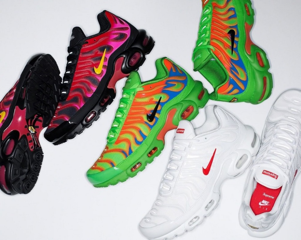 Supreme x Nike Tn Air Max Plus