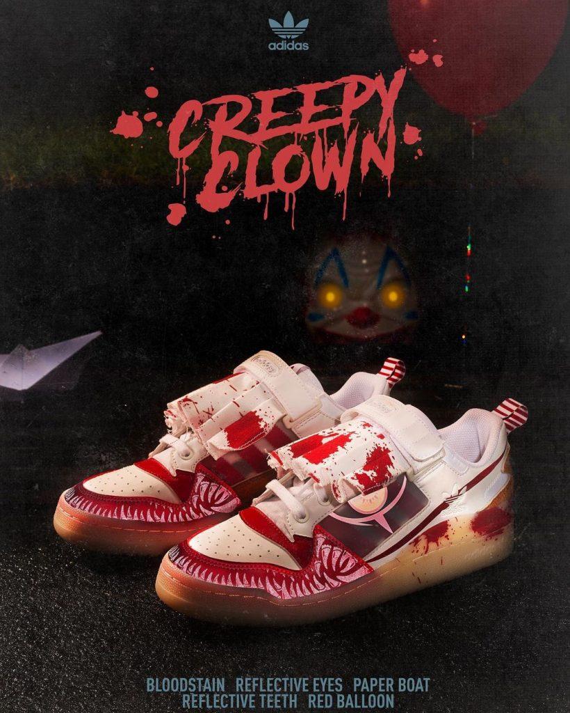 """Creepy Clown"" Forum Low - ""akarsz lebegni?"""